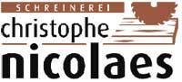 Schreinerei  Nicolaes Christophe -Menuiserie – Ebénisterie